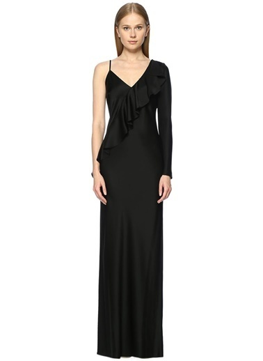 Diane Von Furstenberg Elbise Siyah